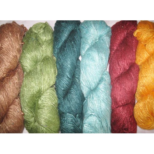 Viscose  Spun Yarns