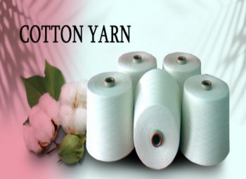 Cotton textile material industry in India